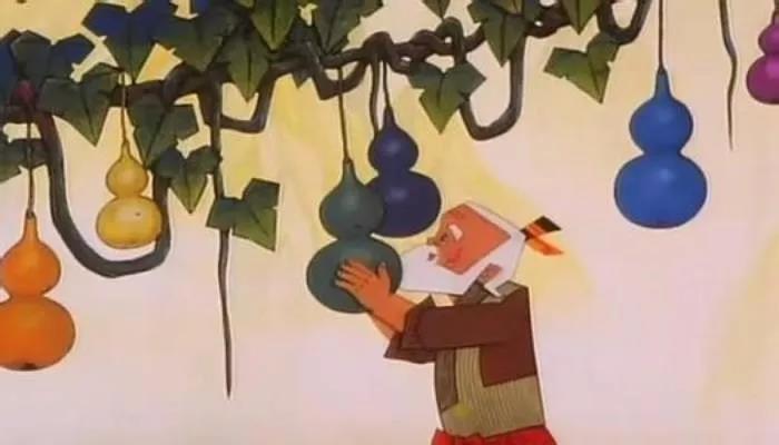 他走了分裂,葫芦娃再也救不了爷爷了